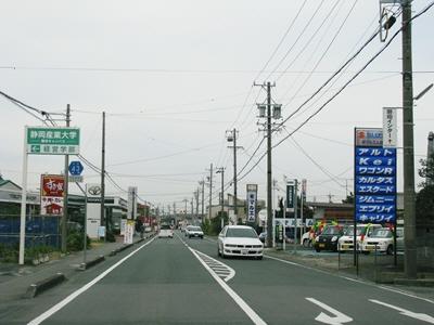 静岡県道43号磐田福田線